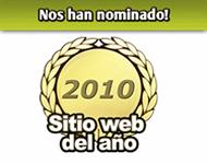 Mejor Web 2010