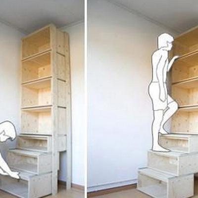 Ideas para ahorrar espacio en casa - Ideas para ahorrar en casa ...