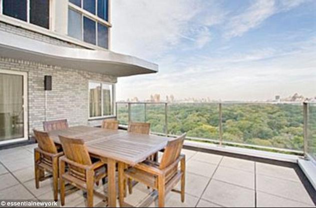 lady gaga ha alquilado un piso en new york con vistas al central park