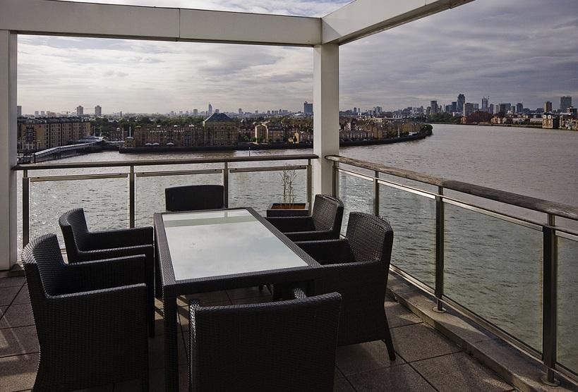 Se alquila ático en Londres por 240.000 euros al mes