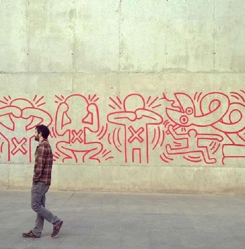Arte callejero que da vida a la ciudad