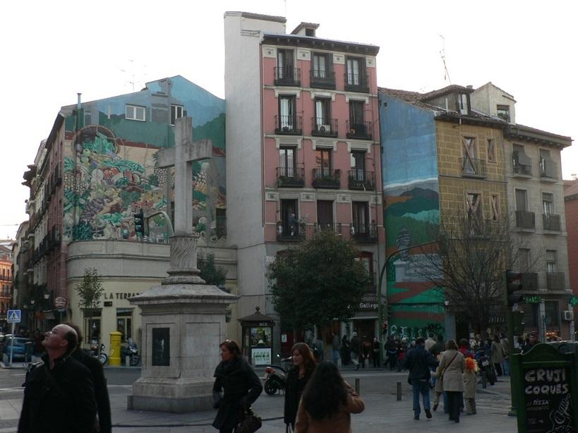 Los 5 mejores lugares para vivir en madrid seg n tu estilo for Sitios divertidos en madrid