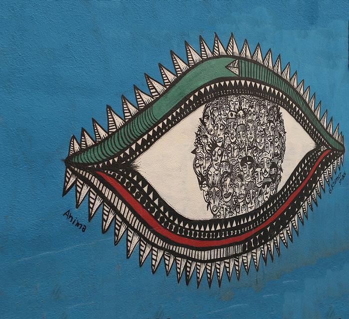 Street Art por Aina Lluna