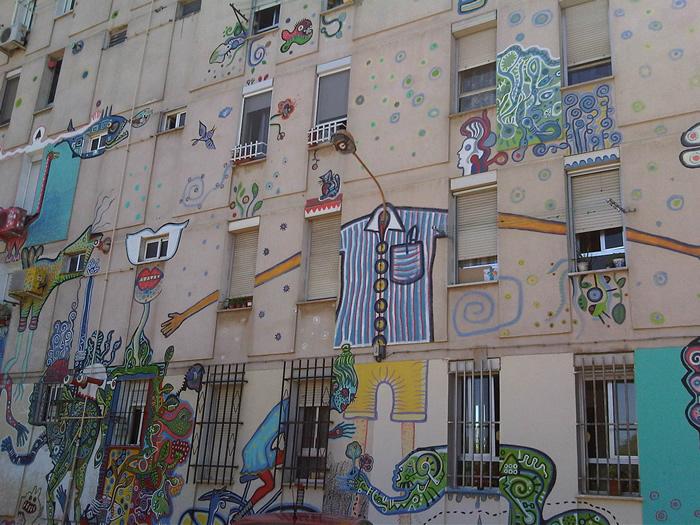 Graffiti en Sevilla por Calítoe.:. - Creative Commons