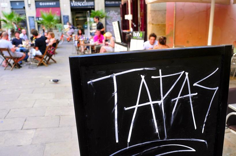 De tapas baratas por Barcelona