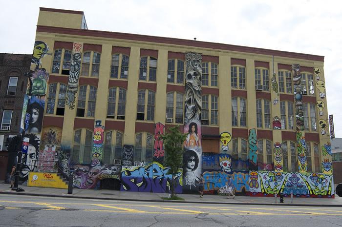 Graffiti en New York por Anna Galetta - Creative Commons