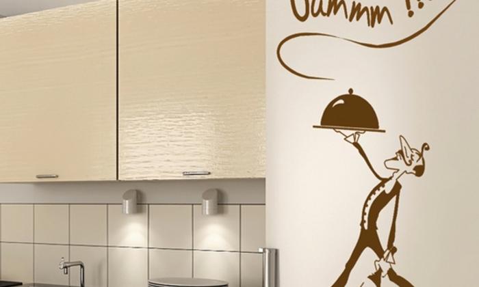 C mo decorar tu casa con vinilos la opci n decoraci n low cost - Vinilos low cost ...