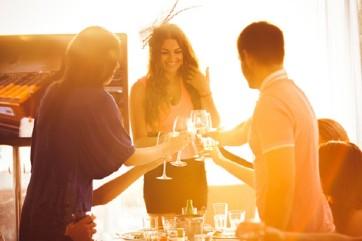 ¿Vives en el ático y te gusta dar fiestas en verano?