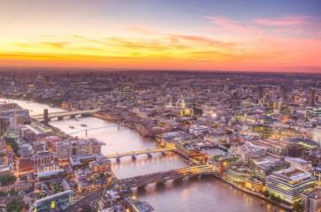 A los ricos les gusta vivir en Londres