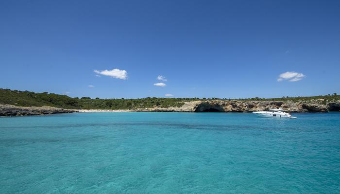 Cala Varques en Mallorca - Fotografía por Rafael Martin-Gaitero