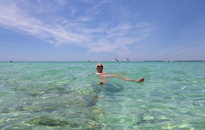 Playa d'Es Trenc en Mallorca - Fotografía: Dirk Ott
