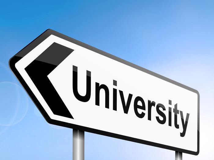 Pisos de estudiantes de universidad