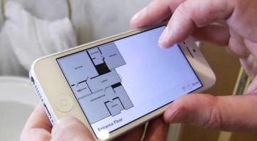 RoomScan: la nueva aplicación para dibujar el plano de tu casa