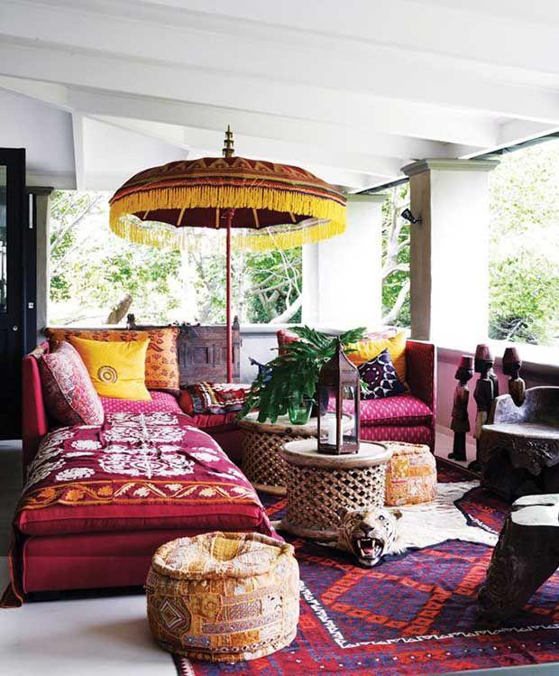 Decoraci n tnica para tu casa estilo africano asi tico for Decoracion estilo hindu