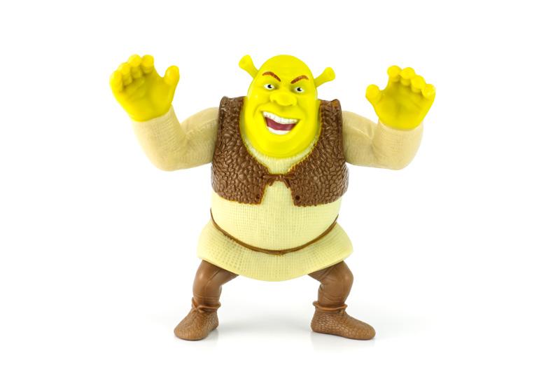 Disfraz de Shrek para Halloween