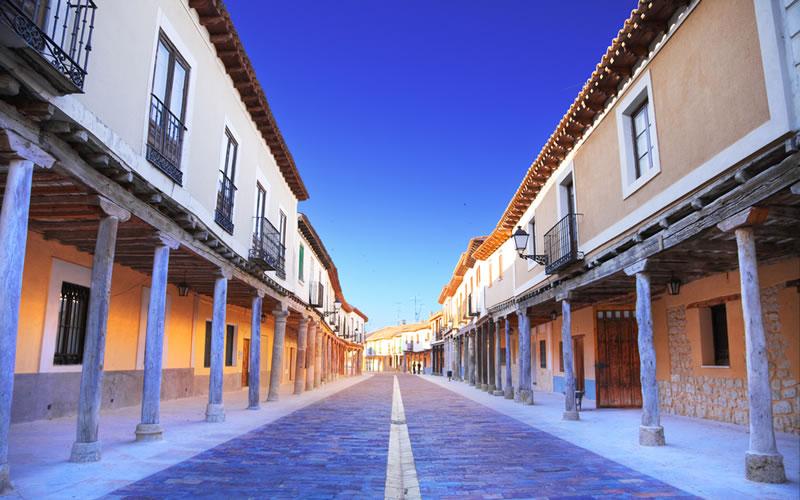 Ampudia en Castilla y León