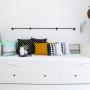 Alquiler de habitación y decoración