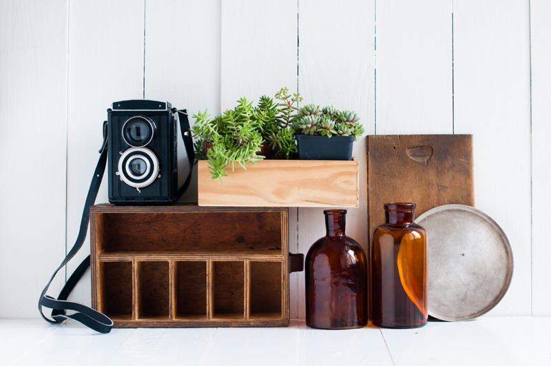 Objetos decorativos para tu habitación de alquiler