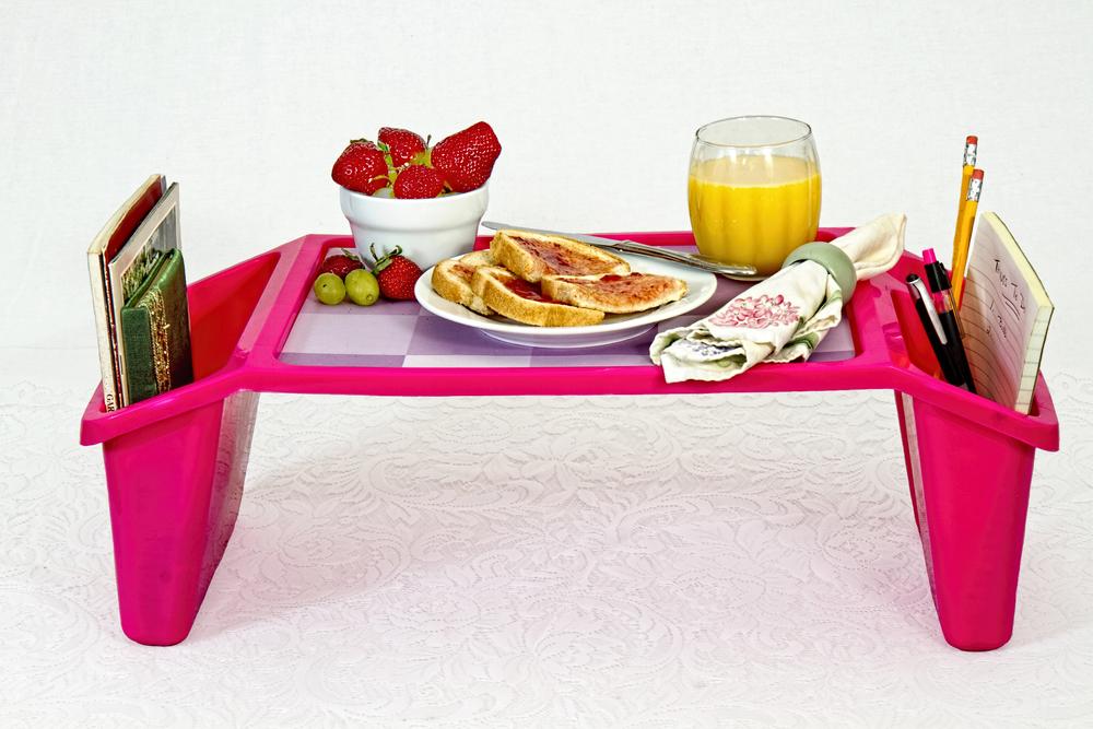 Bandejas originales para desayunar en la cama - Bandeja desayuno cama ...
