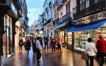 Calle en Sevilla