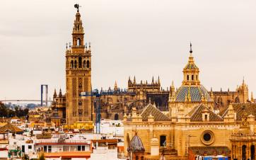La Giralda en Sevilla