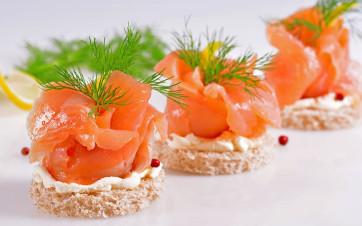 brunch en valencia con salmón ahumado