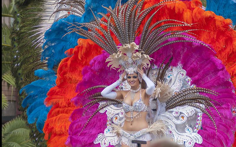 carnaval en tenerife