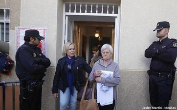 Dolores Ruiz, imagen de Javier Martín - Ideal.es