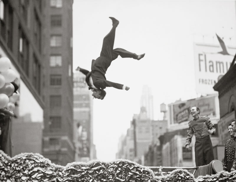 Nueva York, años 1950 - Gelatina de plata - Garry Winogrand Archive, Center for Creative Photography, University of Arizona - © The Estate of Garry Winogrand, cortesía Fraenkel Gallery, San Francisco.