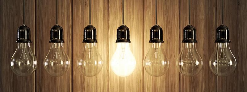 potencia luz