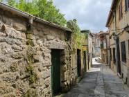 calle en galicia