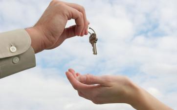 entregar llaves