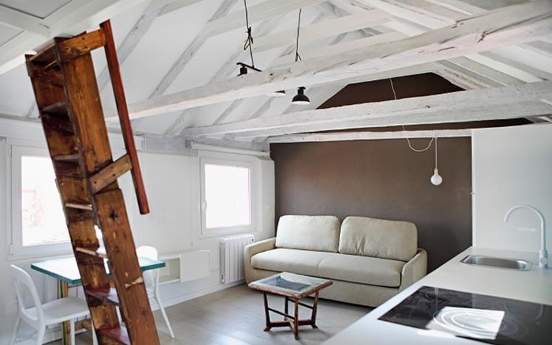 Soluciones para pisos peque os con inspiraci n n rdica - Soluciones para pisos pequenos ...