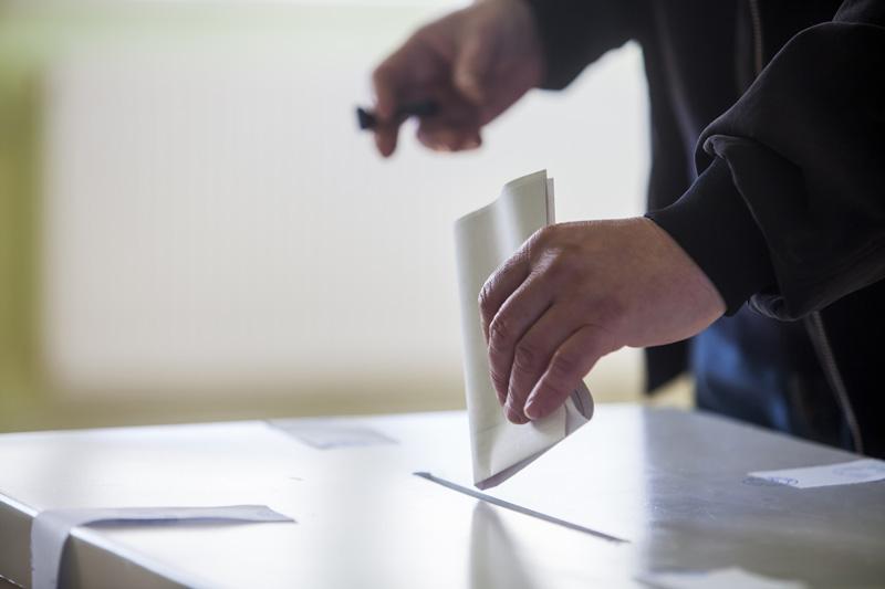 Votar al presidente de la comunidad