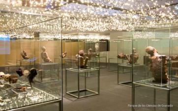 """""""Momias. Testigos del pasado"""" en el Parque de las Ciencias de Granada"""