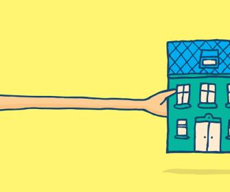 casa desahucio piso en alquiler