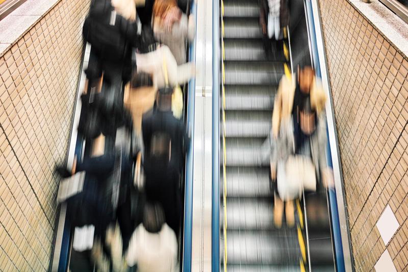 Vivir cerca del metro es un motivo para elegir vivienda de alquiler