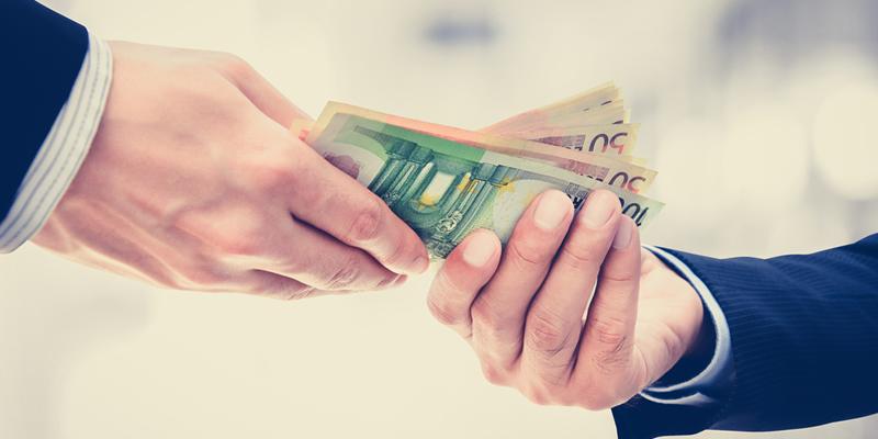 pagar alquiler con euros