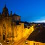 Santiago de Compostela en Galicia
