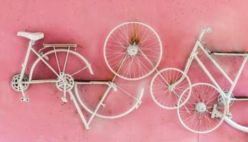 Ideas para guardar las bicis en casa