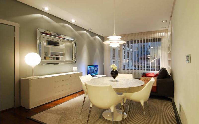 Siete consejos pr cticos para decorar pisos peque os - Como pintar un piso pequeno ...