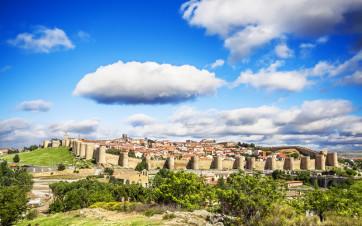 Ávila en Castilla y León