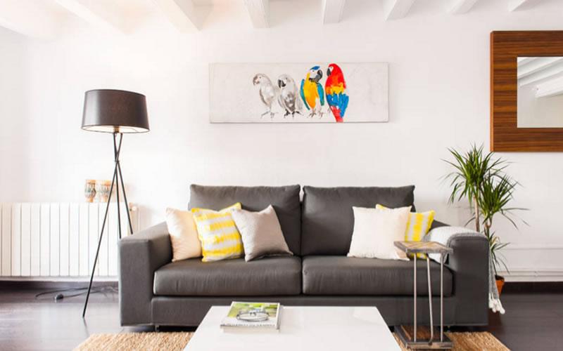 cinco trucos de home staging para alquilar definitivamente tu casa. Black Bedroom Furniture Sets. Home Design Ideas
