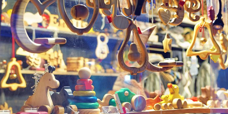 artesanía en navidad