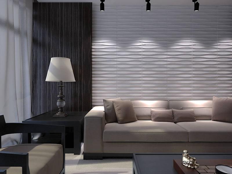 cambia la textura en tus paredes