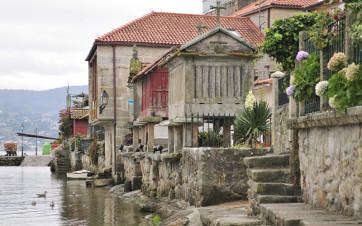 Pueblo en Galicia