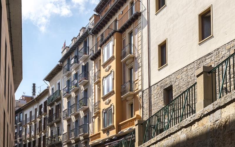 Pamplona en Navarra
