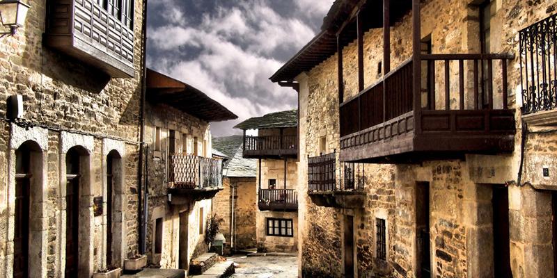 Puebla de Sanabria en Castilla y León
