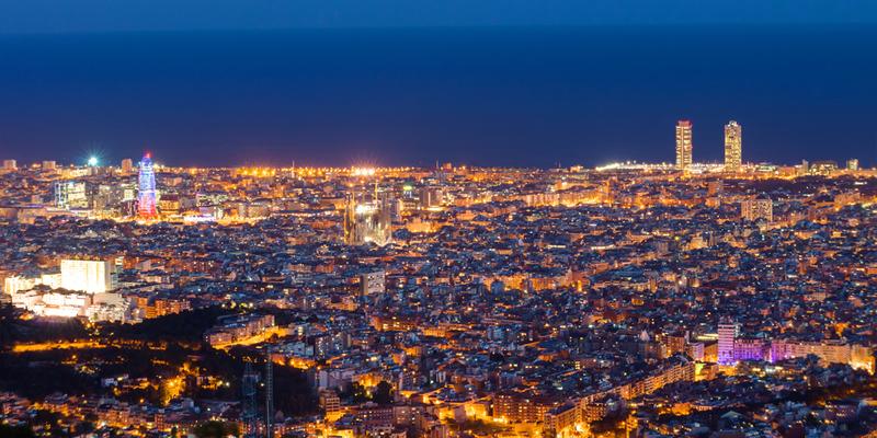 Immosc pia y barcelona pareja inmobiliaria mediterr nea for Noche hotel barcelona