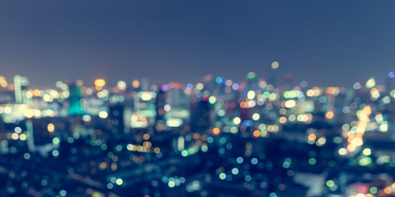 ciudad borrosa